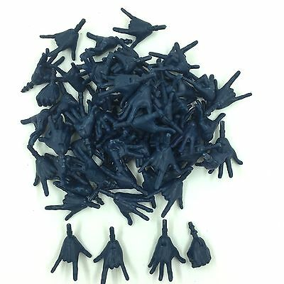 "RANDOM PICK 10 PAIR OF THE Marvel Legends Series BLUE HAND For 6"" Figure"