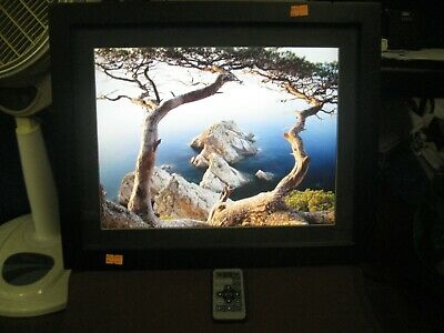 Dick smith electronic picture frame with remote