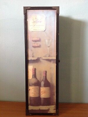 Wodden wine gift box