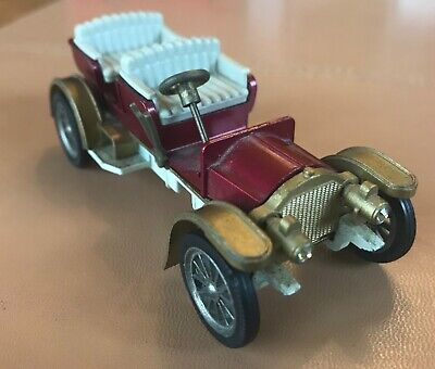 Gama Oldtimer No. 978 Made in Western Germany.