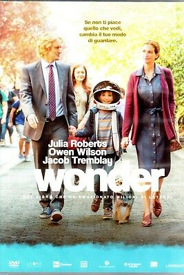 Wonder  Dvd - julia roberts - owen wilson