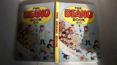 Good - The Beano Book 1972 - Various 1971-01-01 The hinges are in good condition