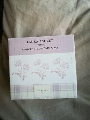 Laura Ashley home Gosford Decorative Stencil paint sponge BNIB