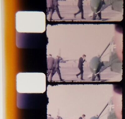 8mm Home Movies ~ 1963 President Kennedy, 4th July Parade, Soap Box Derby, VT