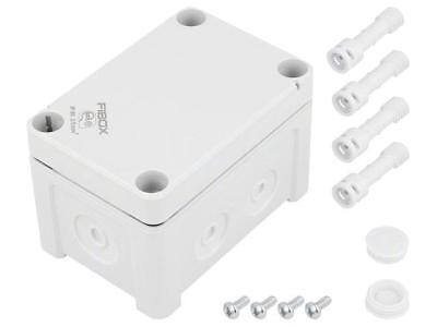 1 X TAM 090706 ME Enclosure: junction box; X:65mm; Y:95mm; Z:60mm; wall mount; A