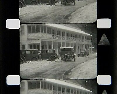 16mm Home Movie ~ 1926-30 Yosemite, Grand Canyon, Bermuda, Etc.
