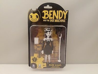 Bendy and the Ink Machine Alice Angel Action Figure Series 1 BYAF-ALIC-OSMX-BPIP