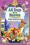 All Dogs Go to Heaven The Series: Dogs Undercover (DVD) NEW/SEALED Free Shipping