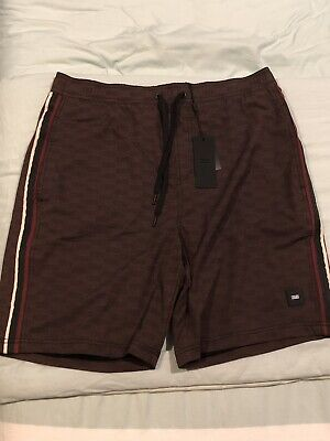 d746a471a9 KITH BOX LOGO Tilden Men's Swim Trunks Brown Size L - $65.00 | PicClick