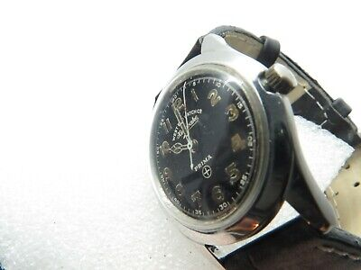 Vintage West End Watch Co Swiss Prima, Wrist watch hand winding,40th/50th.