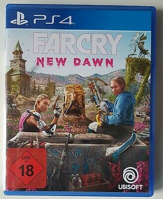 Far Cry New Dawn PS4  ***WIE NEU*** Playstation 4