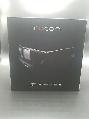 NO RESERVE!! Recon Jet - Smart Eyewear for Sports and Fitness + Extra Lenses