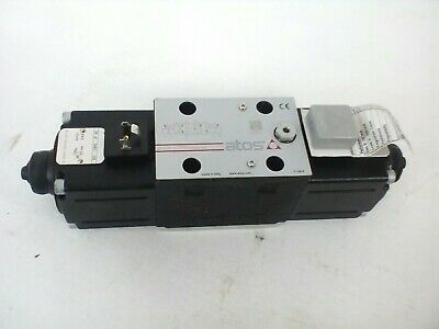 & Atos T-105-Z Proportional Directional Valve DHZOR-A 173 L5/6 40 Hydraulic 70:8