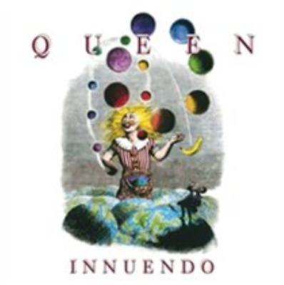 Queen-Innuendo (US IMPORT) CD NEW