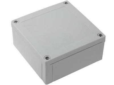 1 X ABS 125/60 HG Enclosure: multipurpose; X:130mm; Y:130mm; Z:60mm; MNX; ABS; g