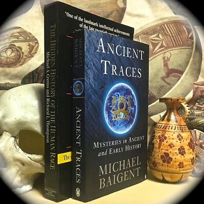 Alternative Archeology 2 Sc's 1) Hidden History Of Human Race 2) Ancient Traces