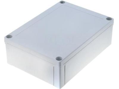 1 X ABS 150/60 HG Enclosure: multipurpose; X:130mm; Y:180mm; Z:60mm; MNX; ABS; g