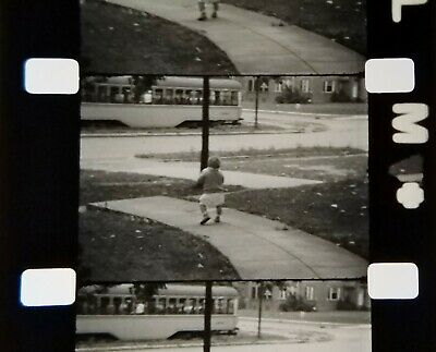 16mm Home Movie ~ 1929-'31 Rocky River, Ohio Family ~ Very Nice!