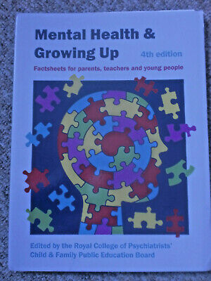 Mental Health & Growing Up Factsheets Parents Teachers & Young People Spiral