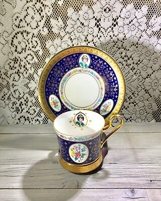 Vintage Avon Honor Society Teacup And Saucer Set
