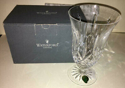 Waterford Crystal Lismore Footed  Iced Beverage