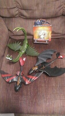 How to train your dragon toys lot