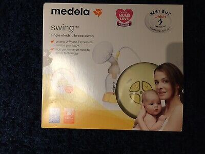 medela swing electric breast pump NO RESERVE!