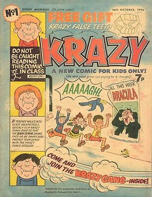 Classic Uk Comics/- The Complete Krazy Dvd Rom Collection