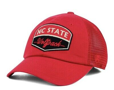 low priced 5f1e0 83a64 New North Carolina State Wolfpack Top of The World Society Adjustable Hat  Cap