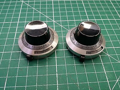 Potentiometer knob Counting Dial potentiometer knob  0 - 14 Duodial
