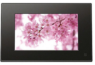 """Sony DPF-E72N - 7"""" Digital Picture Frame with remote control & Plug."""