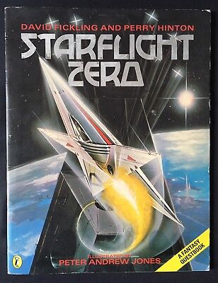 Starflight Zero - Puffin Fantasy Questbook - Fickling Hinton Jones