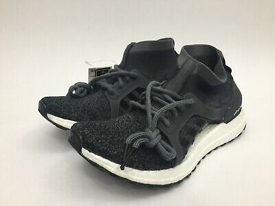 bab3843a9 New Womens Adidas Ultra Boost X All Terrain Running Shoes Size 7 Carbon  BY8925
