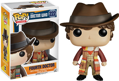 Doctor Who - Fourth Doctor Pop! Vinyl - FUNKO New