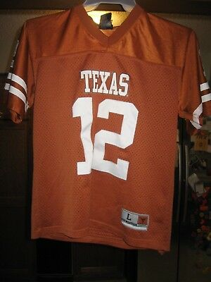 los angeles cef5a 7786c sweden texas longhorns 12 colt mccoy white jersey 916d7 6e4c0