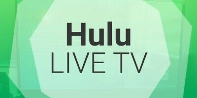 Hulu Live TV | Lifetime warranty | Fast Delivery