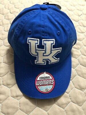 newest 729a6 ed1fe Kentucky Wildcats Zephyr Womens Hat Adjustable Sequined Nwt