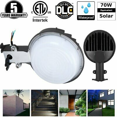 LED BARN LIGHT 75W Dusk to Dawn Yard Light with Photocell, Outdoor