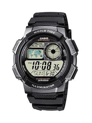 Casio AE1000W-1BV Wrist Watch for Men