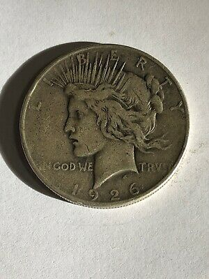 American 1926 One Dollar Coin