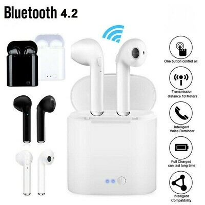 Dual Wireless Bluetooth Earphone Earbuds for Samsung Galaxy Note9 S8 S9 S10 Plus