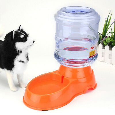 3.8L Automatic Pet Water Fountain Cat Dog Drinking Bottle Bowl Dispenser AU