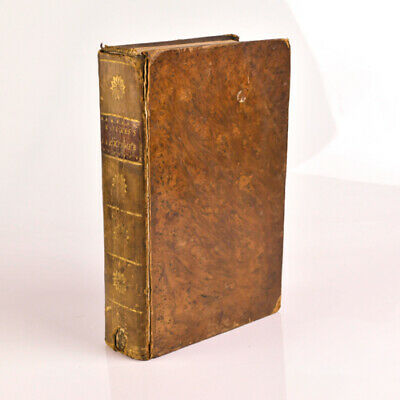 The General Gazetteer: BROOKES R. 1795 9th Edition  Good