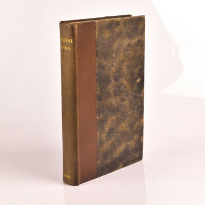 Topographical Dictionary Of Yorkshire: LANGDALE Thomas 1809  Good