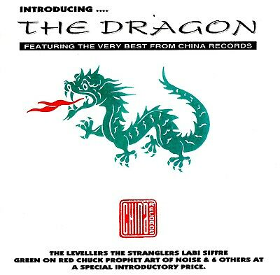 THE DRAGON present the VERY BEST SELECTION/VAR ART-feat. ART OF NOISE,STRANGLERS