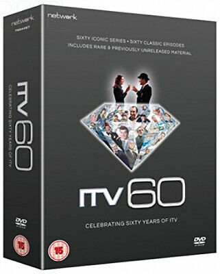 Itv 60 Years Dvd Box Set Brand New And Sealed (Coronation Street Etc)