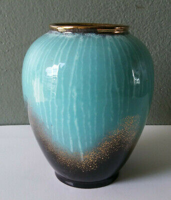 Vintage Mid Century West German Art Pottery Vase