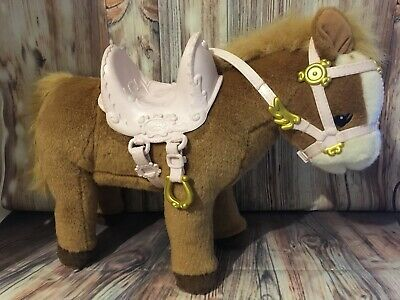 Zapf Creation Baby Born Horse, Walks & Neighs, With Saddle & Reins