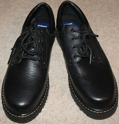 9d502baa872 DR. SCHOLL'S WORK Harrington Men's Size 8.5W Careers Black Slip ...