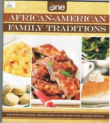 African-American Family Traditions cookbook